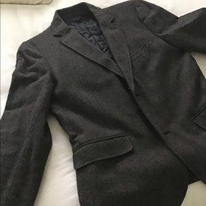Tommy Hilfiger slim fit tweed blazer